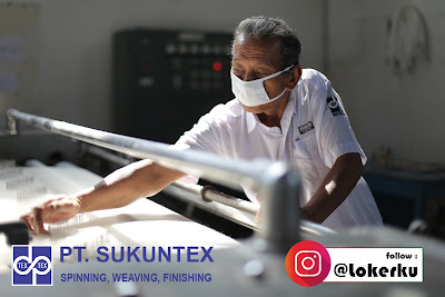 Lowongan Operator Finishing PT. Sukuntex Kudus