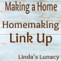 Scratch Made Food! & DIY Homemade Household is featured at Making a Home Homemaking LInkup!