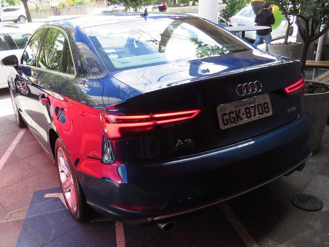 Novo Audi A3 Sedan 2.0 Ambition TFSI 2018: fotos, detalhes e vídeo