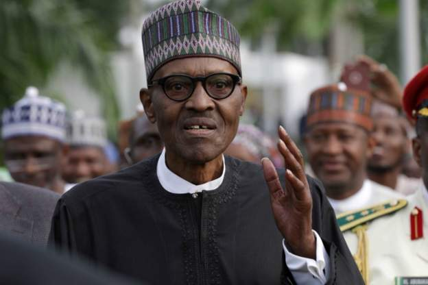 Nigeria President Buhari cancels cabinet meeting