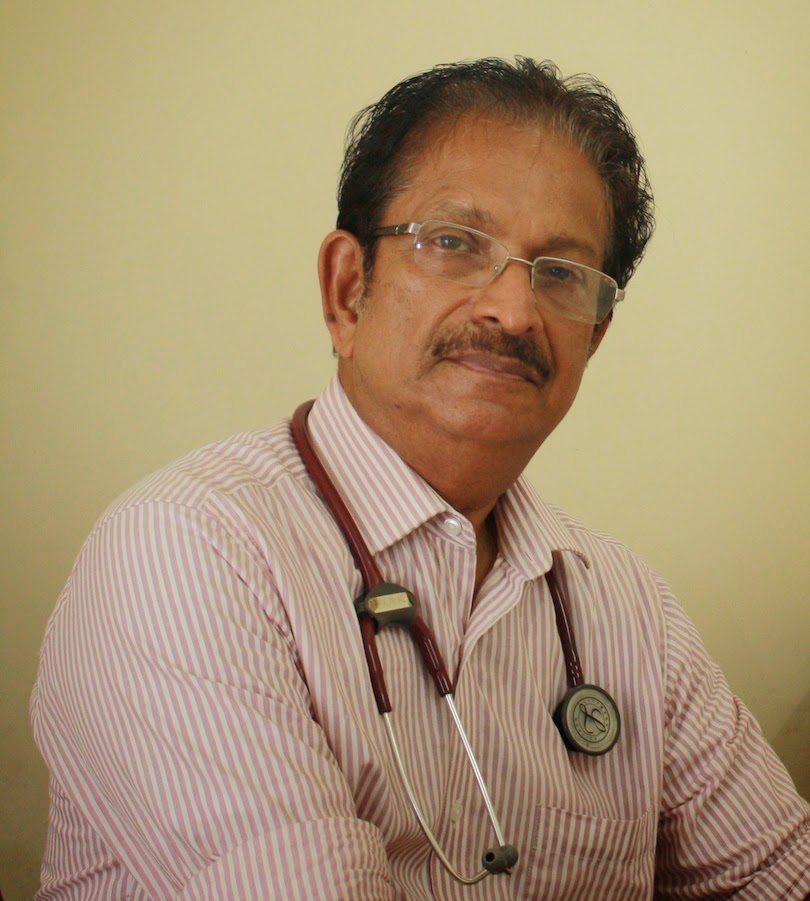 Dr. Noon, President - CSI North Kerala Laity Fellowship