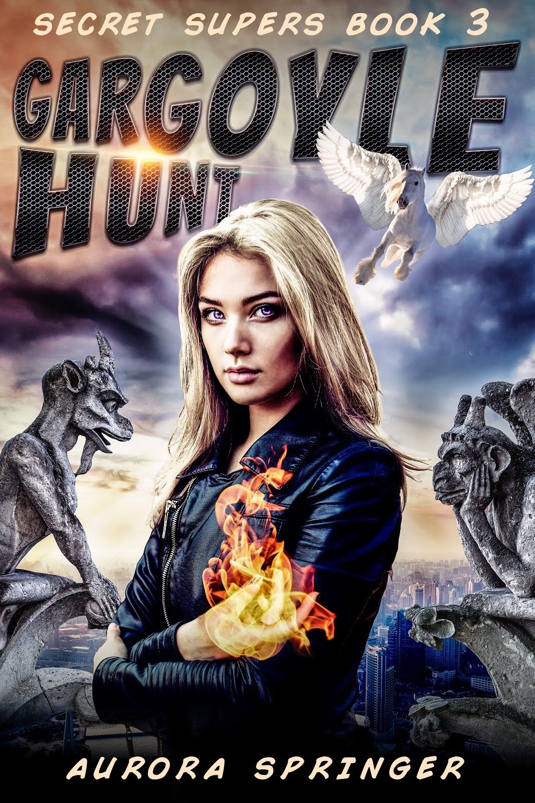 Gargoyle Hunt, Book 3