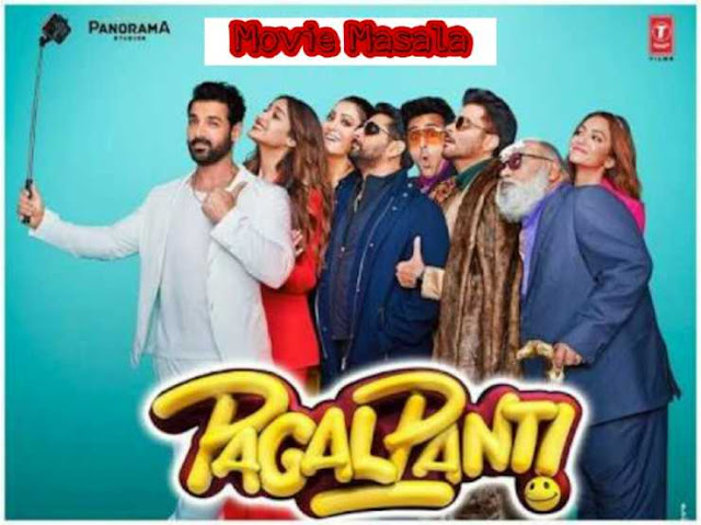 Pagalpanti Movie ka song Aor Review