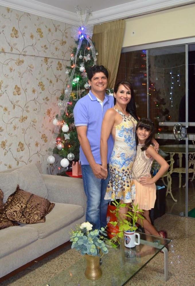CAXIAS: Arquiteto Acyr Carvalho deseja um Feliz Natal e Prospero 2017, cheio de novas conquistas