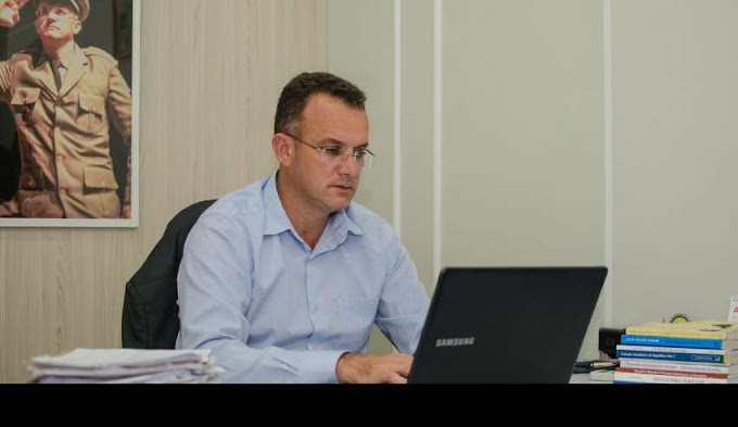 Sargento Neto confirma intenção de disputar presidência da CMCG