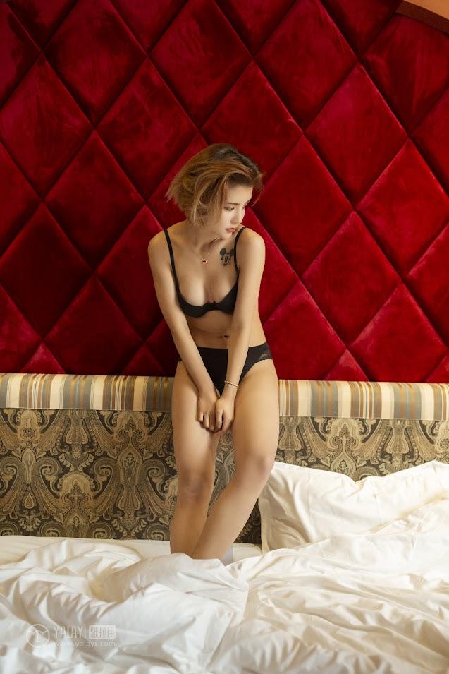 YALAYI雅拉伊 2019.06.20 No.314 一寸光影 米奇 sexy girls image jav