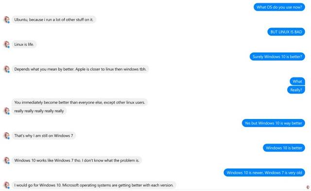Zo não gosta do Windows 10
