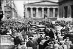 Hundimiento de la Bolsa neoyorquina