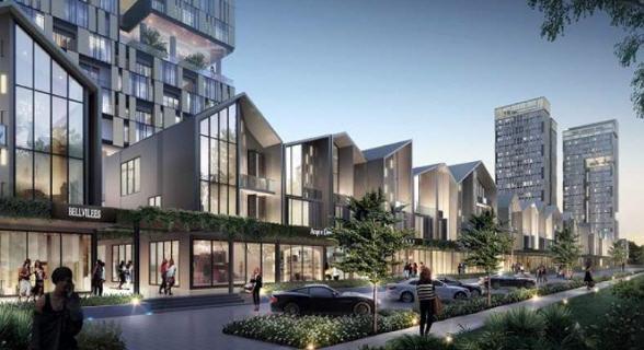 New East Jakarta Garden City