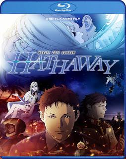 Mobile Suit Gundam: Hathaway [BD25] *Con Audio Latino