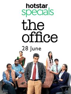 The Office (2019) Season 1 Hindi Full Web Series All Episodes HDRip 1080p | 720p | 480p | 300Mb | 700Mb