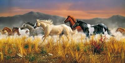 Atlar Nasıl Ayakta Uyur?