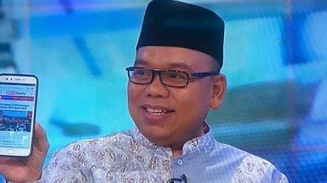Soal Denny Siregar, Mustofa: Sekali-kali Orang Kayak Gini Diborgol di Depan Media, Biar Kapok!