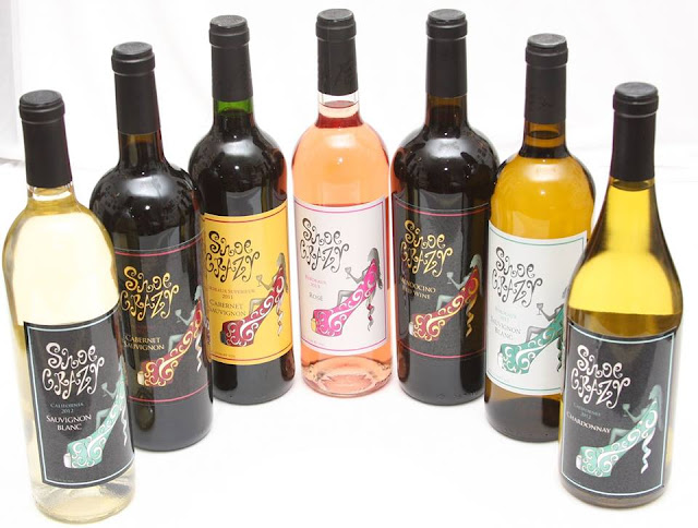 Black-owned Shoe Crazy Wine Bottles