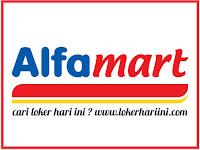 Lowongan Kerja Alfamart Tangerang 2021