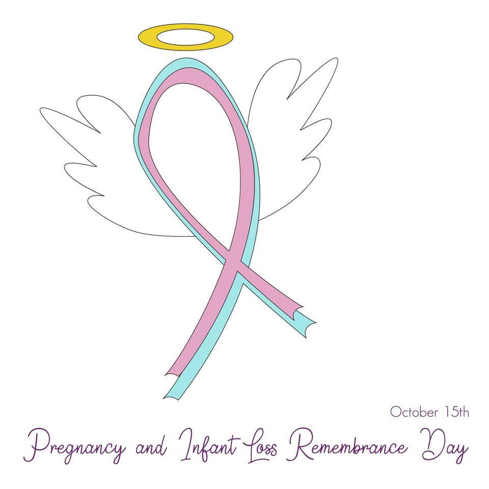 National Pregnancy and Infant Loss Remembrance Day Wishes Beautiful Image
