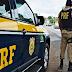PRF registrou 14 acidentes com duas mortes durante feriado de final de ano