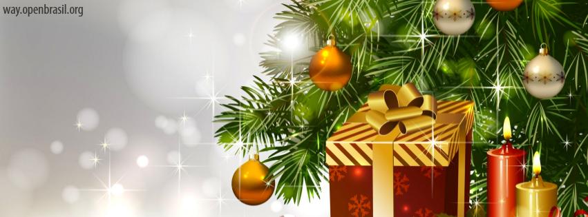 Way Capas Para Facebook Feliz Natal