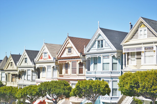paintedladies , Sanfranciscopaintedladies