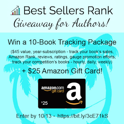 Best Sellers Rank Giveaway