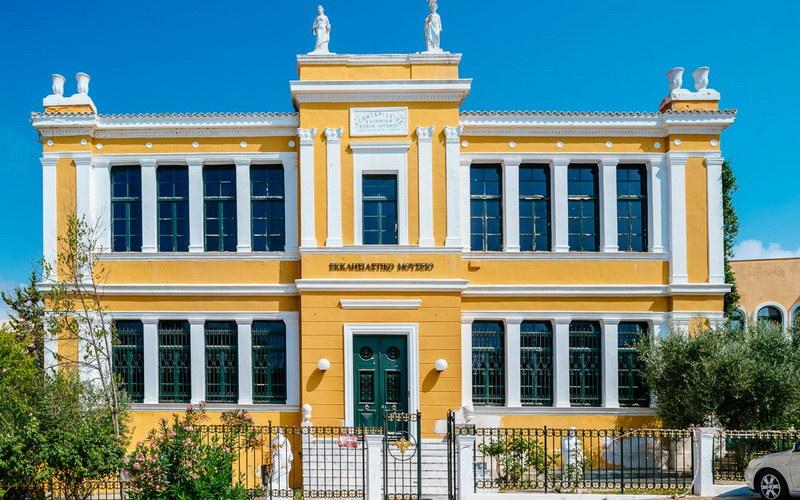 Μουσειακή αγωγή για παιδιά στο Εκκλησιαστικό Μουσείο Αλεξανδρούπολης
