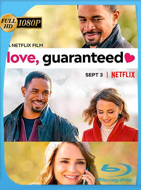 Amor garantizado (Love, Guaranteed) (2020) HD [1080p] Latino [GoogleDrive] SilvestreHD
