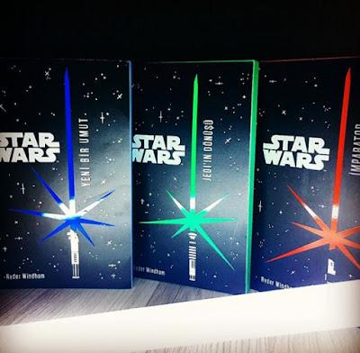 Star Wars, Yeni Bir Umut, Ryder Windham, Onur Kaya, Çocuk, Edebiyat, Roman, Doğan ve Egmont Yayıncılık, Kitap Yorumları
