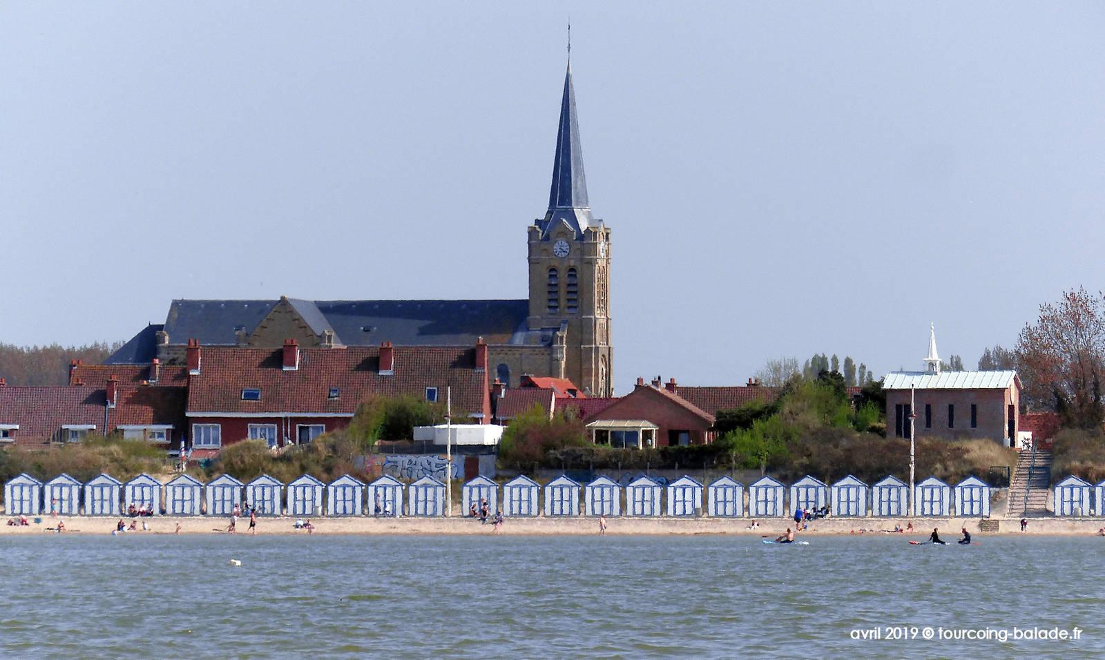 Église Notre-Dame-du-Perpétuel-Secours, Gravelines 2019