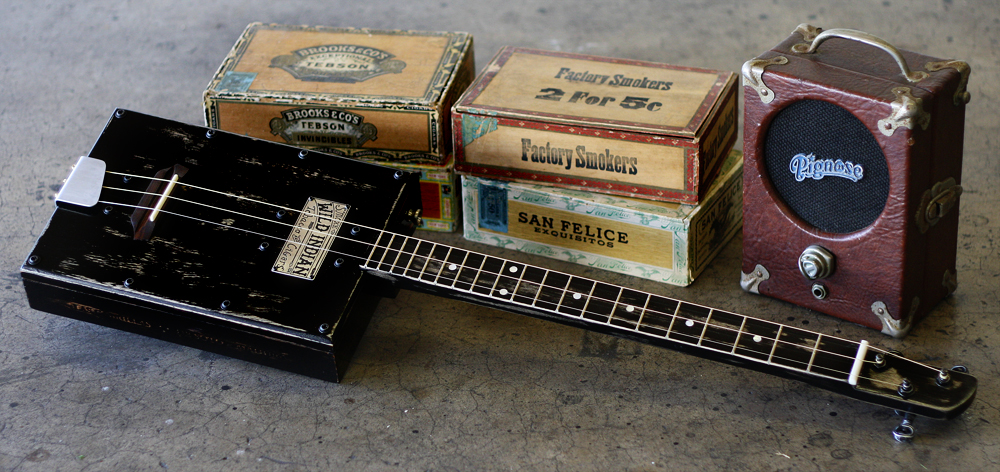 Turn an old Radio into a Guitar Amplifier: How to hack an old Radio