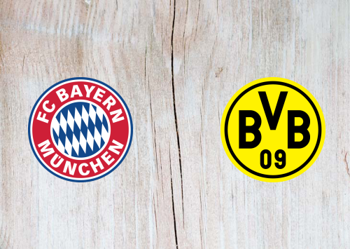 Bayern Munich vs Borussia Dortmund -Highlights 30 September 2020