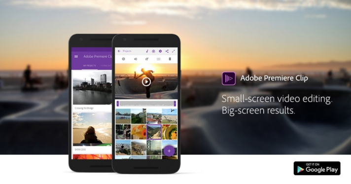 Adobe Premiere Clip Best Video Editor Android 2019