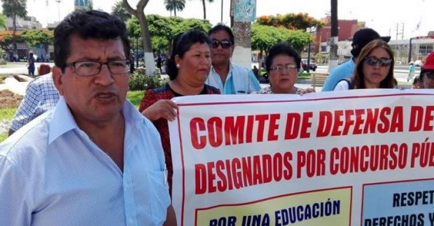 Denuncian atropellos contra directores de colegios que ganaron concurso de plazas en Chimbote - DRE Áncash