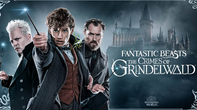 Fantastic Beasts The Crimes of Grindelwald Full Movie in Hindi Download Filmyzilla 123movies
