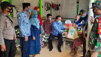Selain Sembako, Bupati Pamekasan Perintahkan Ibu Sidah Juga Terima Perbaikan RTLH
