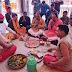 पेयजल स्वच्छता मंत्री पहुंचे देवघर  बाबा बैद्यनाथ की पूजा