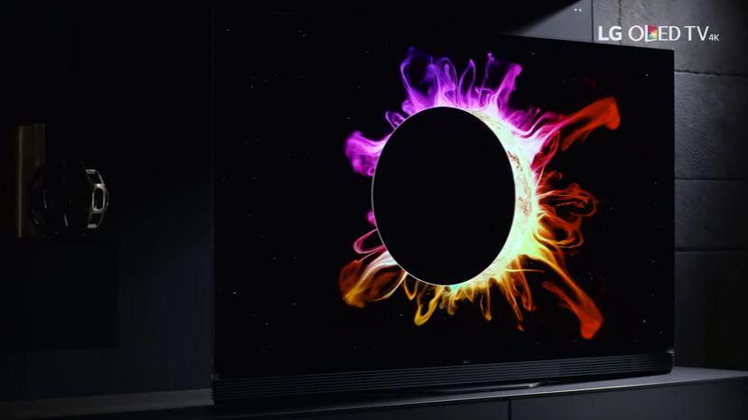Canzone LG pubblicità tv 4K ultrasottile - Musica spot Dicembre 2016