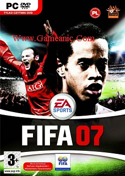 Ea Sports Fifa 2007 Game Cover