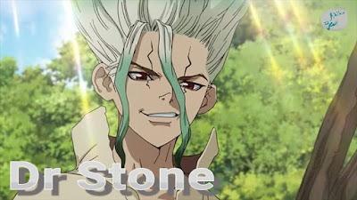 تعرف على الأنمي العلمي الممتع  Dr Stone أنمي دكتور ستون