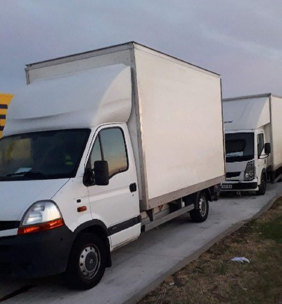 France : onze migrants découverts dans un camion italien.