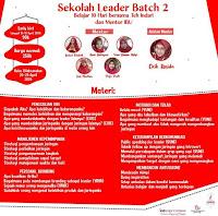 SekolahLeader, 10 Langkah Menjadi Pemimpin, menuliskan mimpi, cita cita
