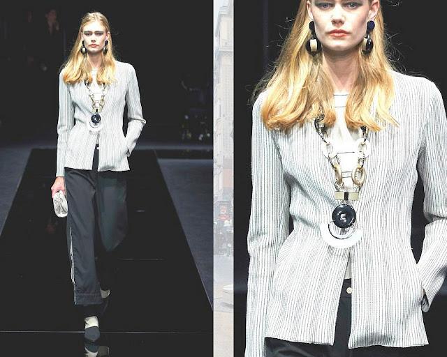 Giorgio Armani показ моды Pre-Fall 2020 3