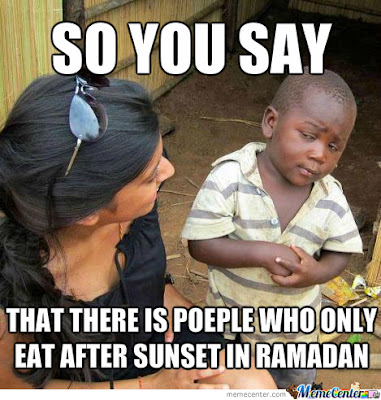 Most Popular Ramadan Meme 2017 and Latest Ramadan Memes For Facebook and Whats App