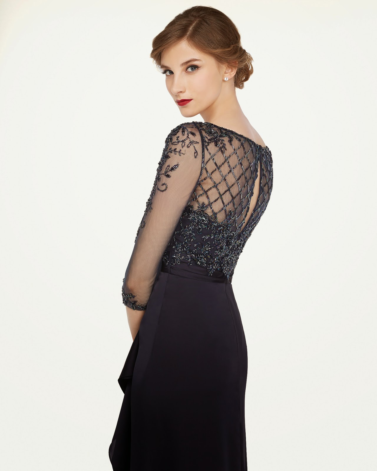 d0e8e7e7a Un año mas la nueva colección de vestidos de fiesta