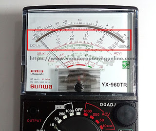 How do I test if my multimeter is working