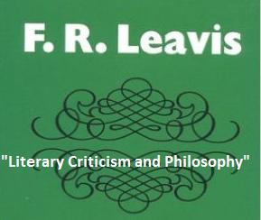 Leavis essay