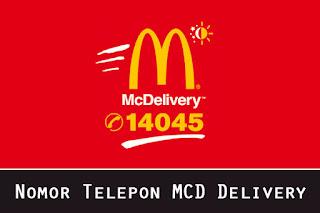 Nomor Telepon MCD 24 Jam