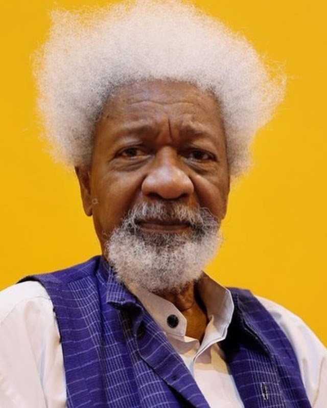 DÉJÀ VU – In Tragic Vein - Wole Soyinka Sends Message Of Warning To Federal Government