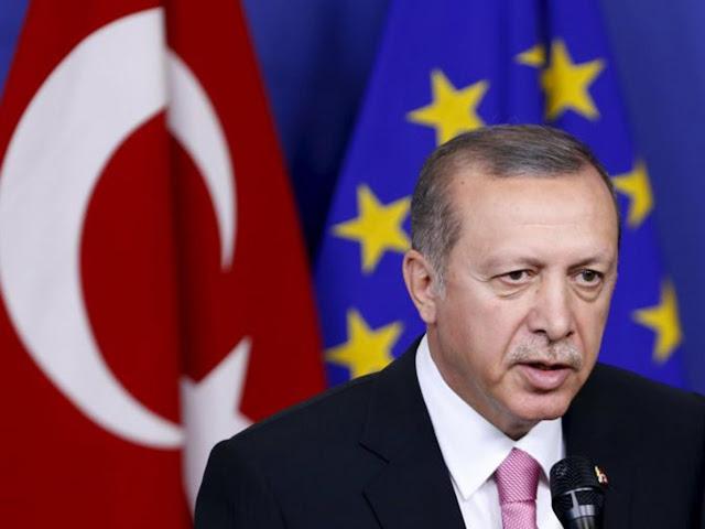 Ο τούρκος, όπως ο διάβολος, γίδια δεν έχει και τυρί πουλάει…