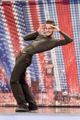 Michael Moral Britain's got talent