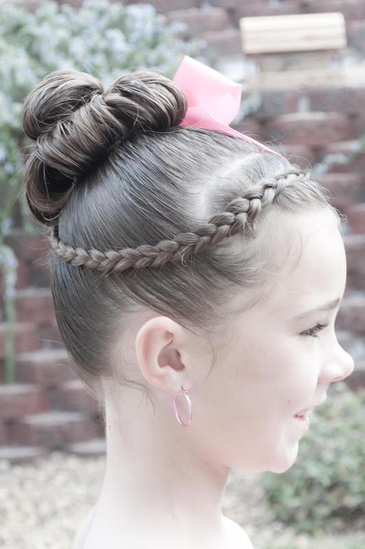 Awe Inspiring Princess Piggies March 2012 Short Hairstyles For Black Women Fulllsitofus